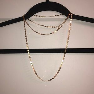 Argento Vivo layering necklace from Nordstrom